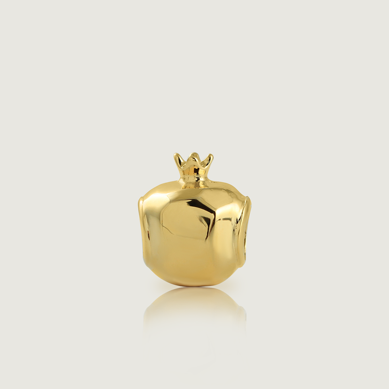 Armenian Pomegranate Charm, Armenian Jewelry