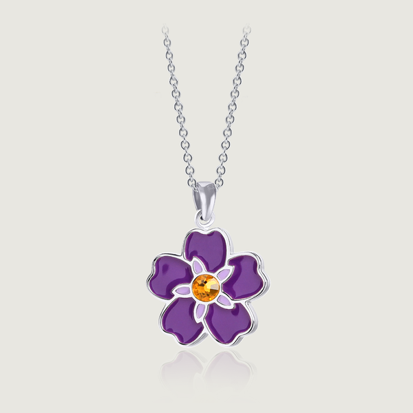 Anmoruk Flower Necklace