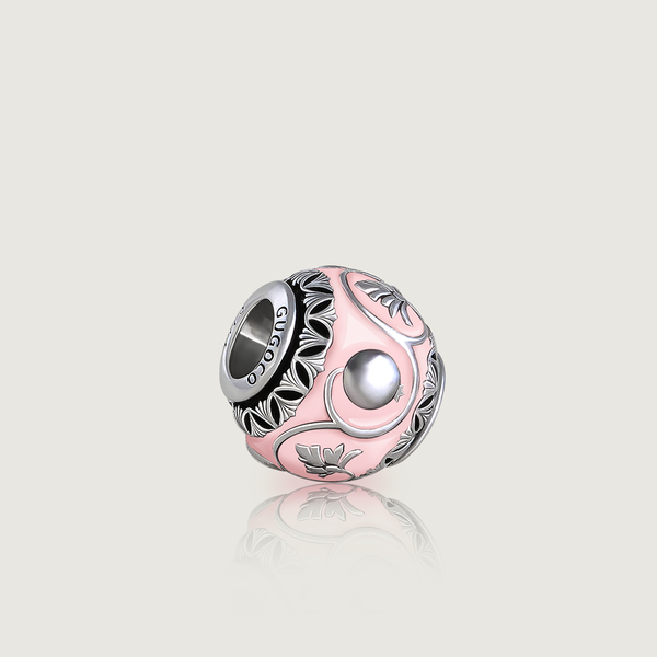 Pink Pomegranate Ornament Charm