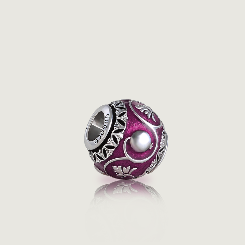 Armenian Pomegranate Charm, Armenian Jewelry Brand
