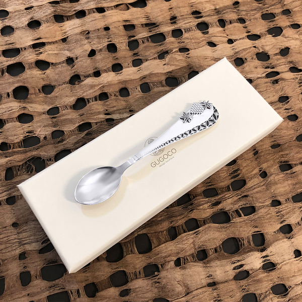 Spoon for Baby with Grapes