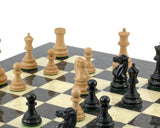 Cheltenham Ebony and Grey Briarwood Chess