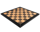 Real leather Saluzzo luxury chess board 16.5 inch