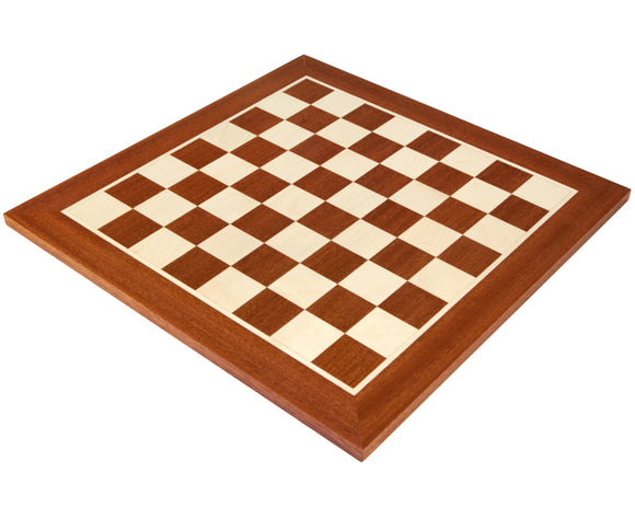 No.4 Inlaid 16 Inch Wooden Chess Board