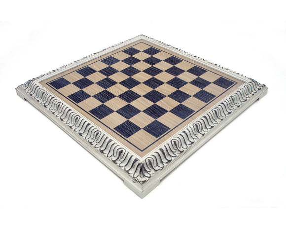 Painted Italian 19 Inch Chess Board