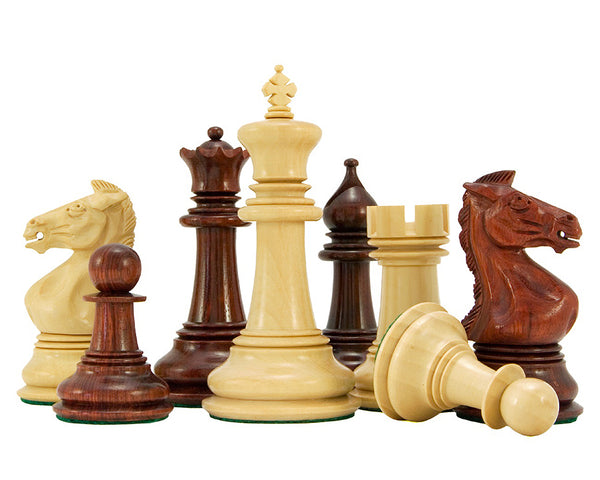 Madrid Rosewood Luxury Chess Pieces