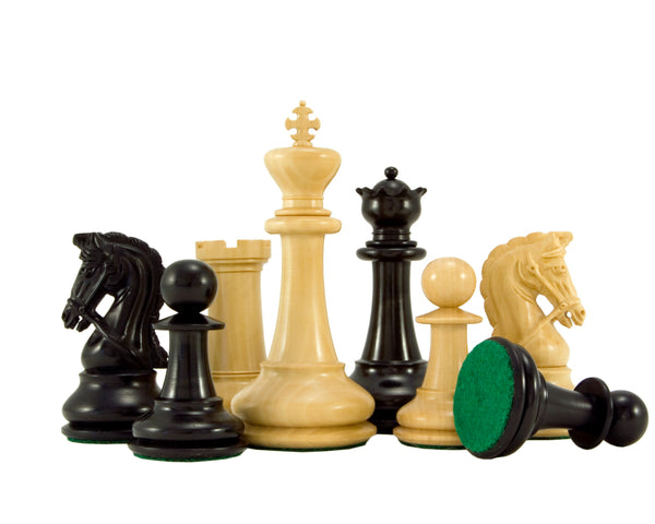 Download Product Images  Monarch Series Ebony and Boxwood Luxury Chess Pieces