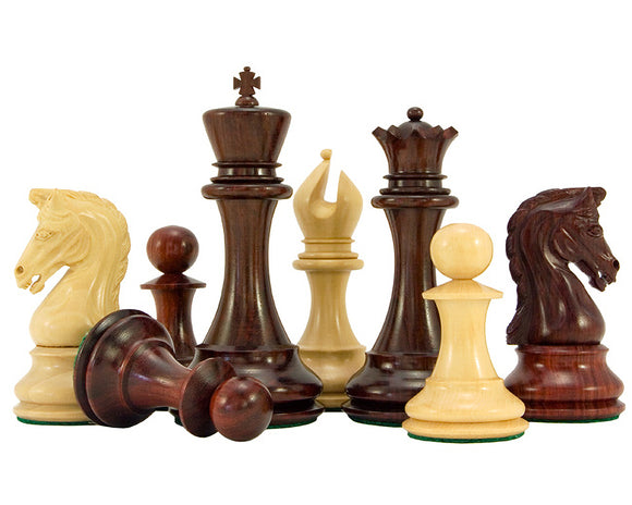Eminence Rosewood Luxury Chess Pieces