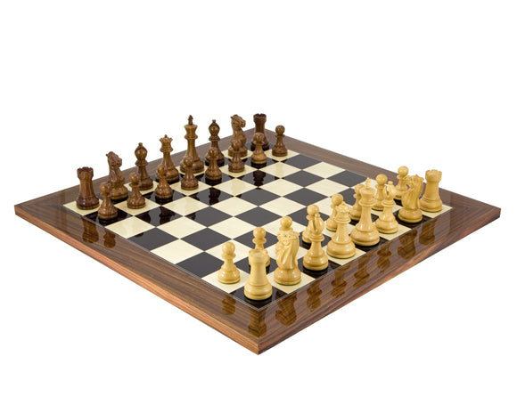 Winchester Palisander Chess Set