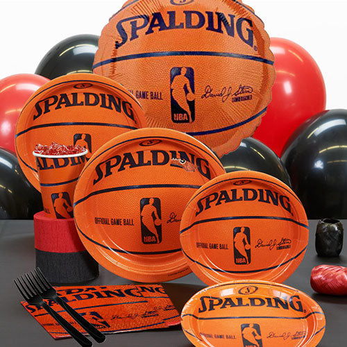 Basketball Party Pac - Deluxe