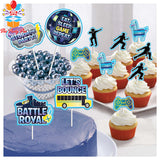 Fortnite Cake picks