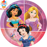 Disney Princess Dessert Plate