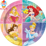 Disney Princess Dinner Plate