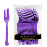 Purple Fork