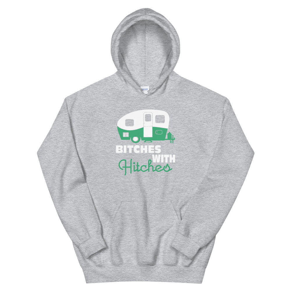 Bitches With Hitches Hoodie (Unisex)