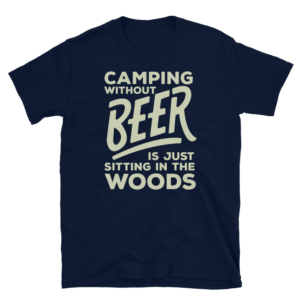 Camping Without Beer (Unisex)