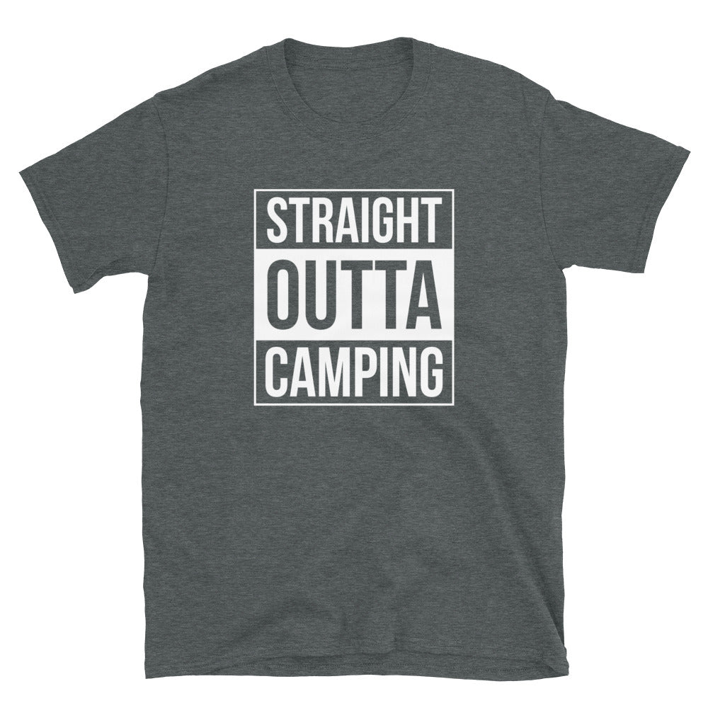 Straight Outta Camping (Unisex)