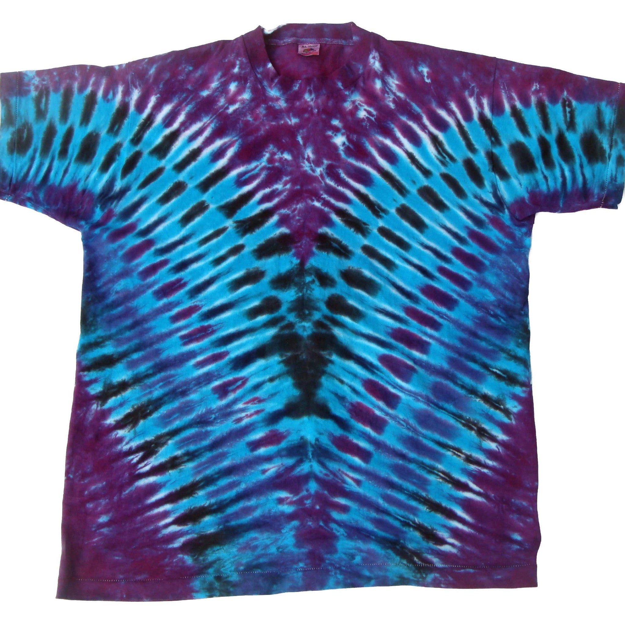 V Blues Tie Dye Shirt
