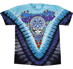 New Years Midnight Hour -  2 Sided Tie Dye T-Shirt, Sizes M-6XL