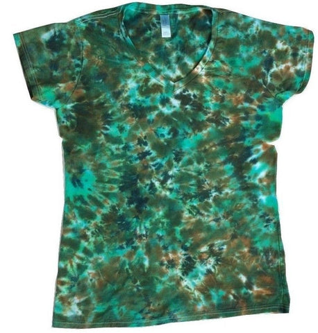 "Juniors ""Earth"" Womens Fitted T Shirt"