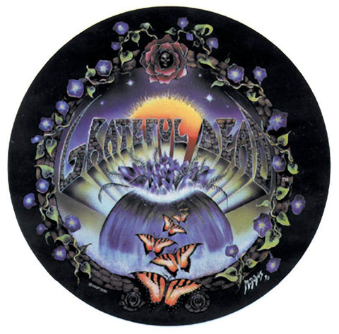 Grateful Dead Butterflies Sticker