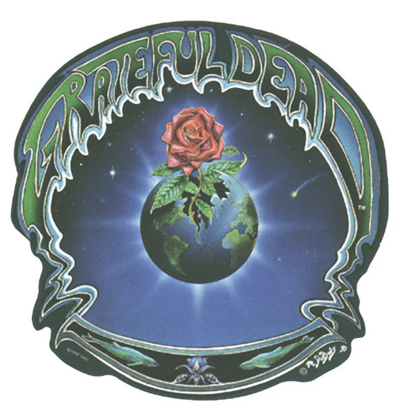 Grateful Dead Earth Rose