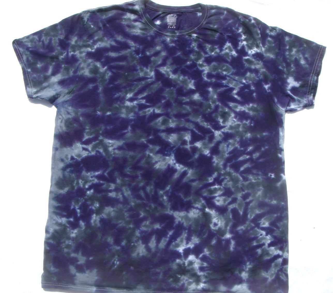 Black Crush Tie Dye T Shirt