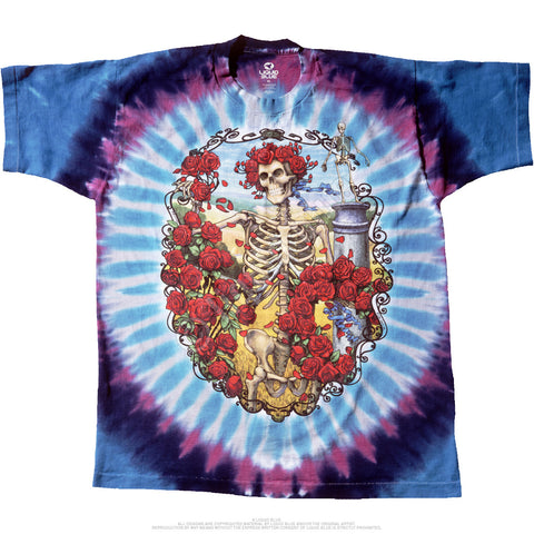 Grateful Dead - 30th Anniversary Skull & Roses