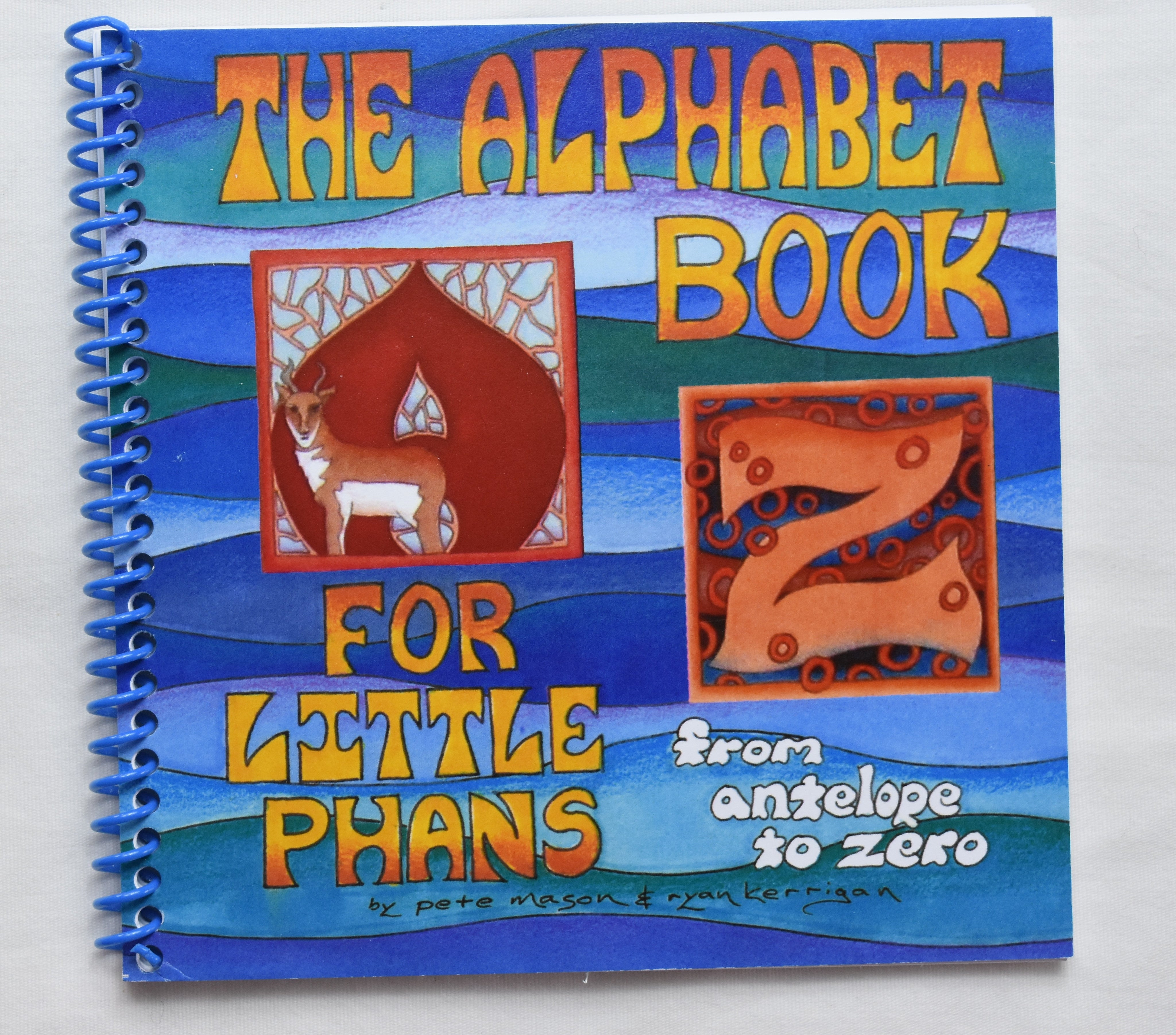 The Alphabet Book for Little Phans