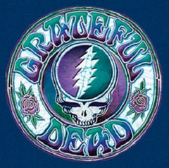 Grateful Dead Batik Steal Your Face Infant Onesie