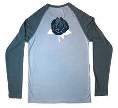 Grateful Dead Blue Rose SYF Smoke Long sleeve Shirt