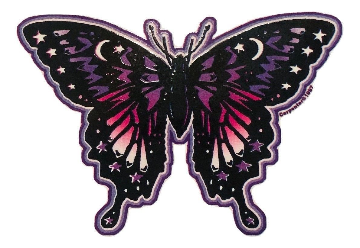 Butterfly Indoor/Outdoor Sticker