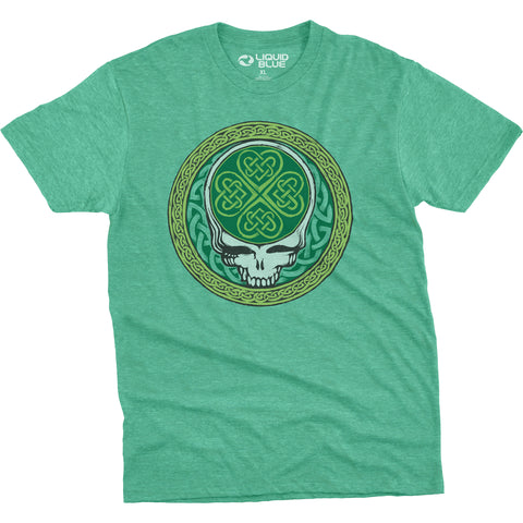 Grateful Dead Celtic Shamrock SYF