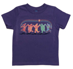 Rainbow Critters Toddler T Shirt