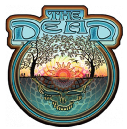 The Dead Summer Tour '04 Outdoor Sticker