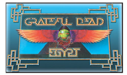 Grateful Dead Egypt Outdoor Sticker