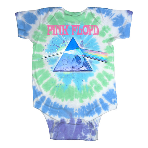 Pink Floyd - Dark Side of the Moon Oil Onesie