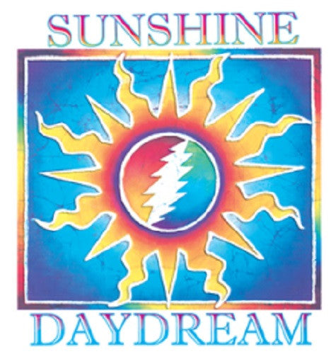 Grateful Dead Sunshine Daydream Outdoor Sticker