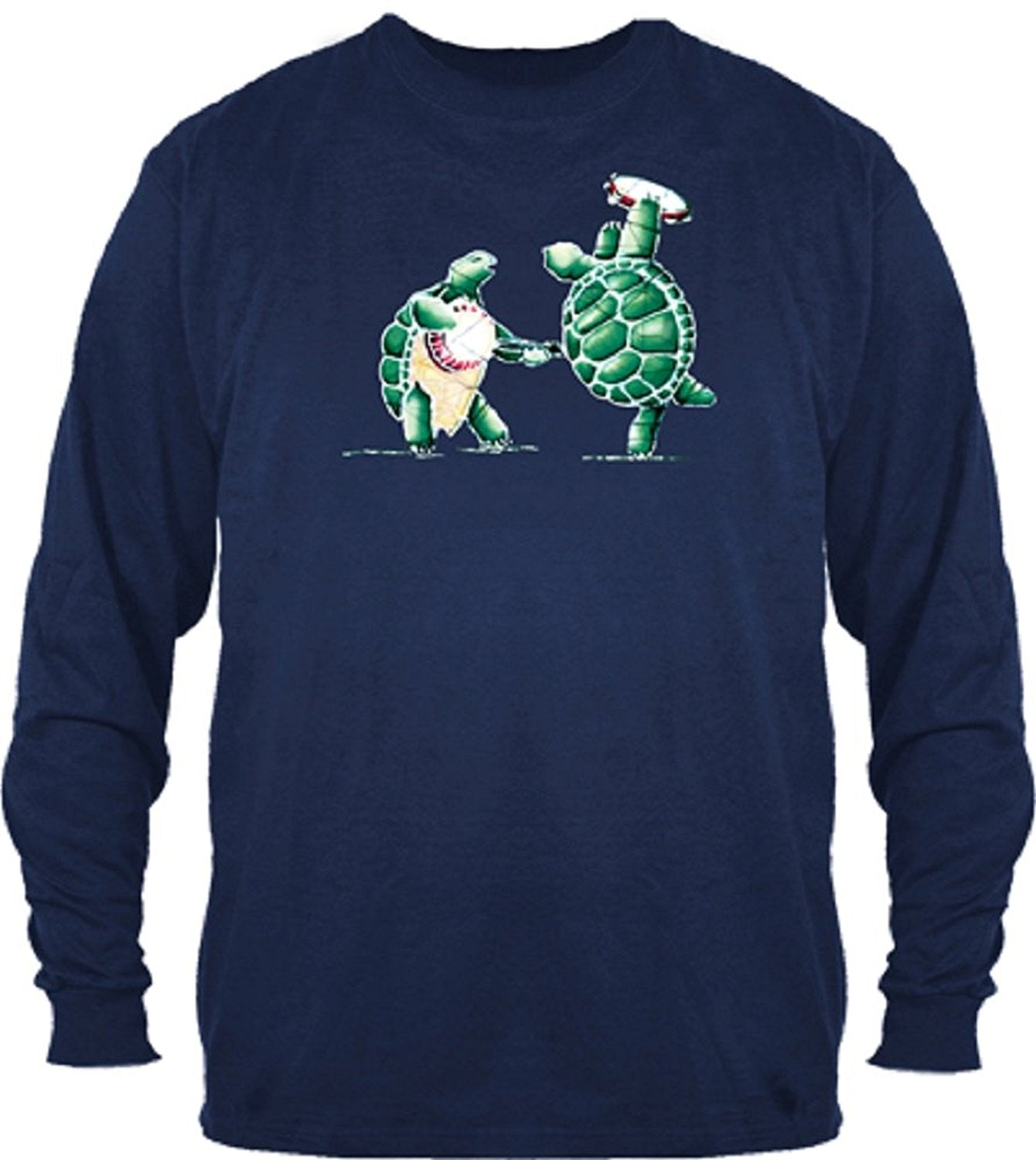 Grateful Dead Terrapin Station Long Sleeve T Shirt -Solid