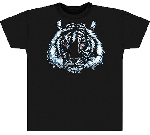 Grateful Dead - Jerry Garcia Tiger T Shirt - Bolt Eyes