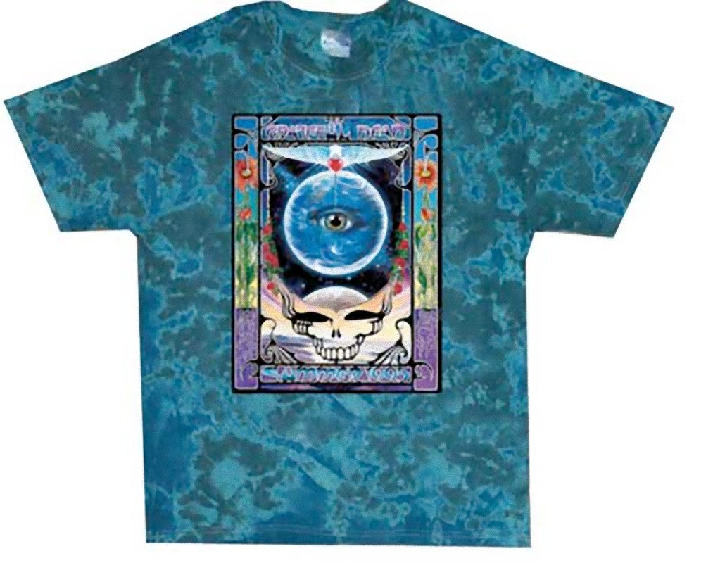 Grateful Dead Eyes Of The World T Shirt