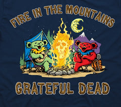 Grateful Dead Fire in the Mountain