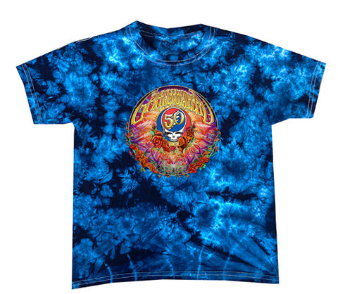 *Closeout - Grateful Dead - 50th Anniversary Youth T Shirts - Tie Dyed and solid available