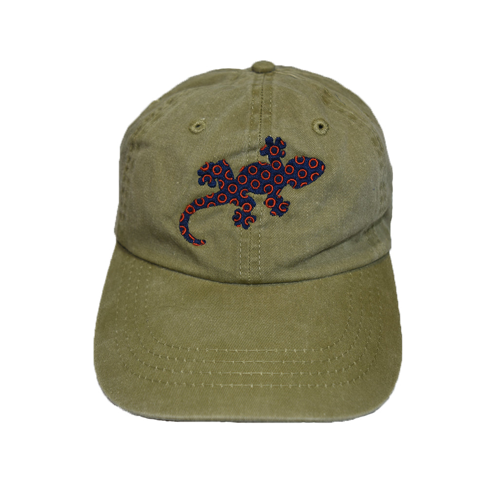 Phish Inspired Lizard Donut Baseball Cap