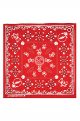 Good Ol' Grateful Dead Red Bandana