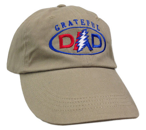 Grateful Dead Grateful Dad Baseball Cap