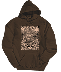 Grateful Dead Aiko Aiko Hoodie With Pouch