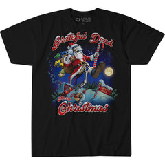 Grateful Dead High Steppin XMas  T-Shirt