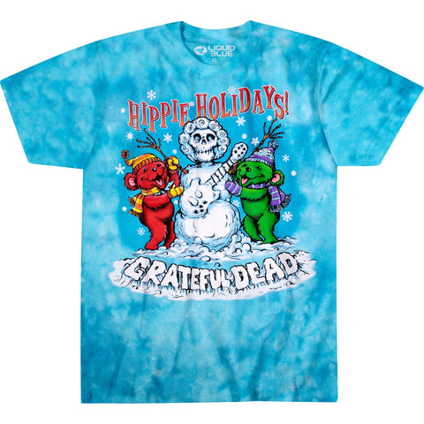 Grateful Dead Hippy Holidays T-Shirt
