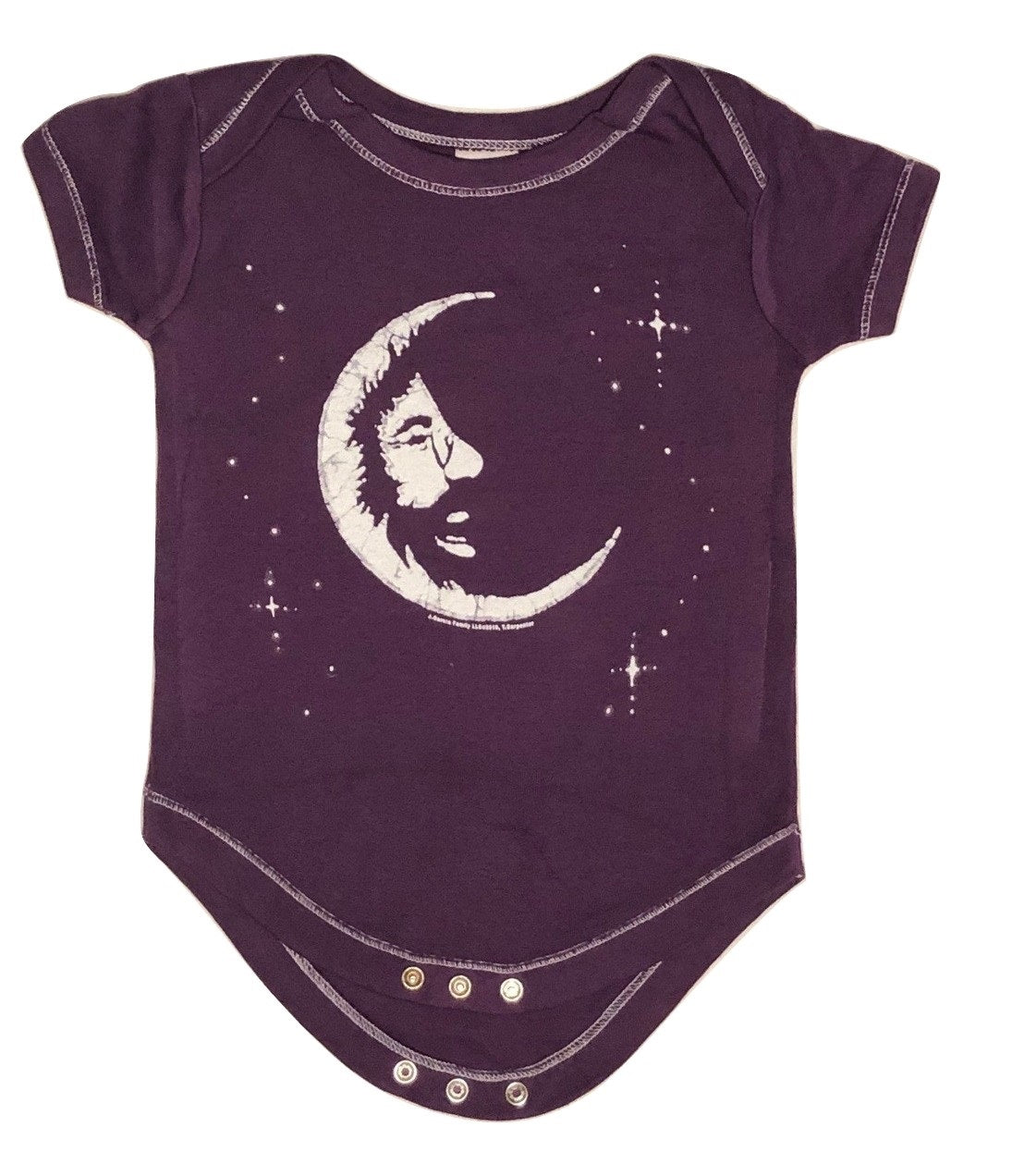Grateful Dead Jerry Moon Infant Onesie